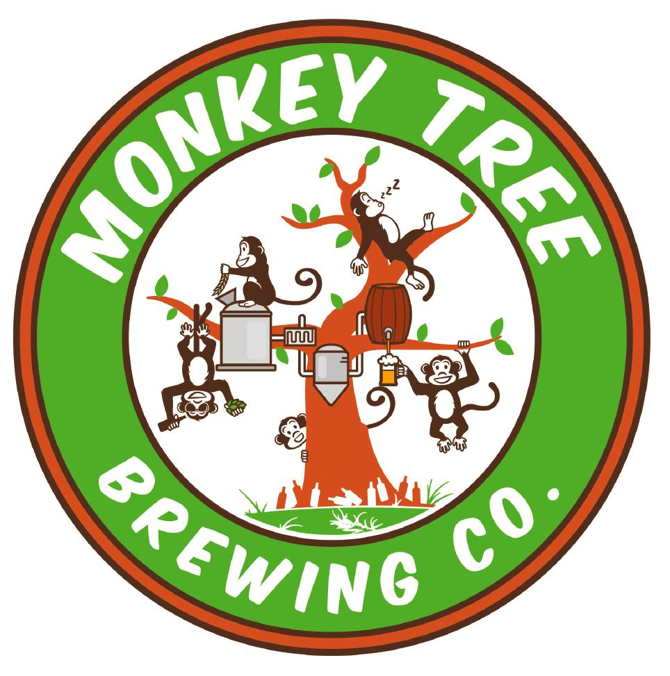 Monkey Tree Brewing Company Logo