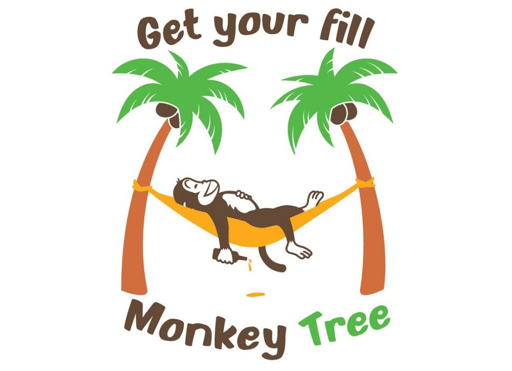 Alternative Monkey Tree Brewing Co. Logo